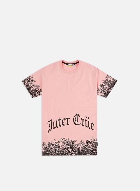T-shirt a manica corta Iuter Fleurs Du Mal T-shirt