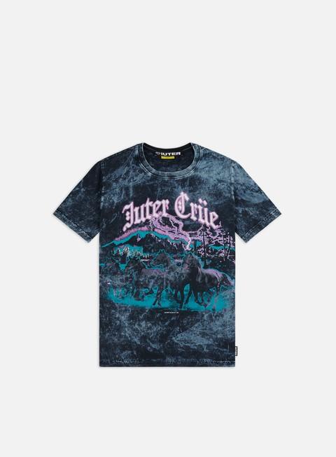 Outlet e Saldi T-shirt a Manica Corta Iuter Free Spirit Marble T-shirt
