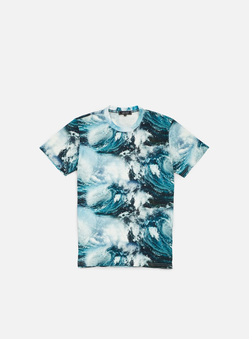 Iuter - Fullprint T-shirt, Wave
