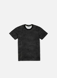 Iuter - Fullprint T-shirt, Windblack
