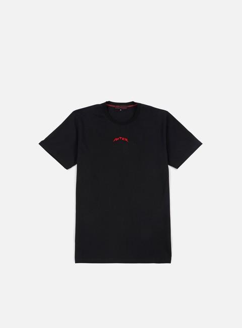t shirt iuter gruff t shirt black