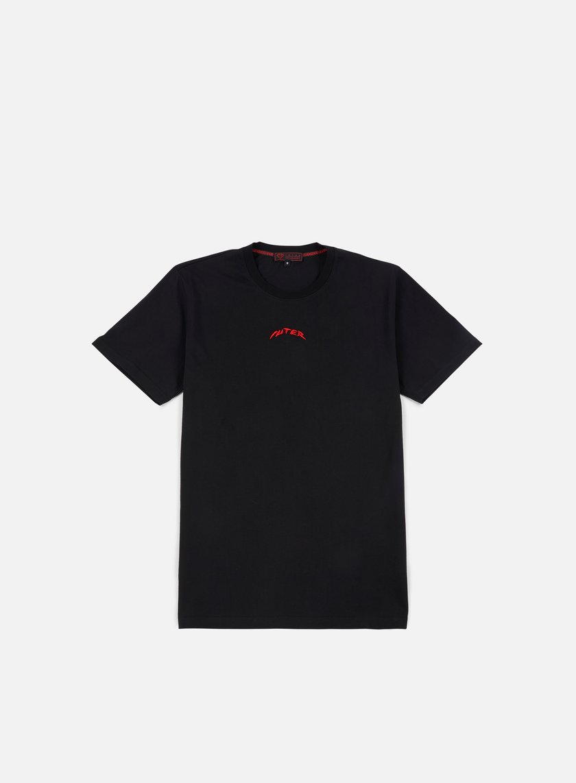 Iuter - Gruff T-shirt, Black