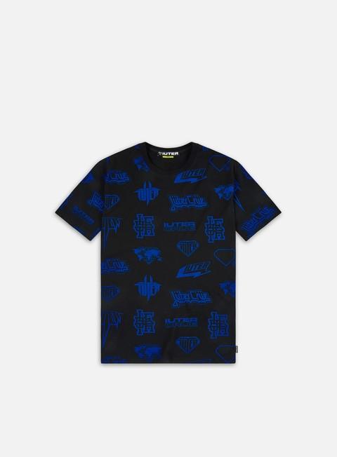 T-shirt a manica corta Iuter Horn Allover T-shirt