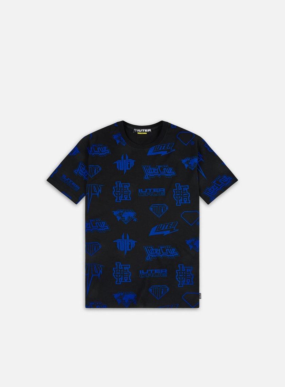 Iuter Horn Allover T-shirt