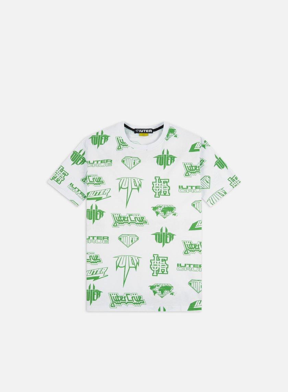 Iuter Horns Allover T-shirt