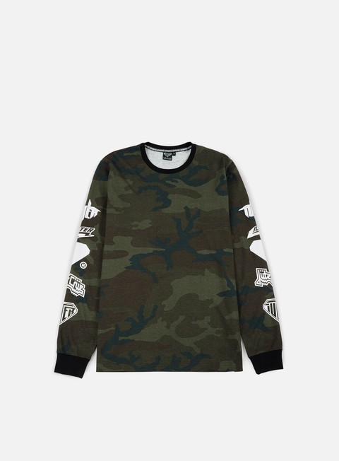 t shirt iuter horns ls t shirt camo