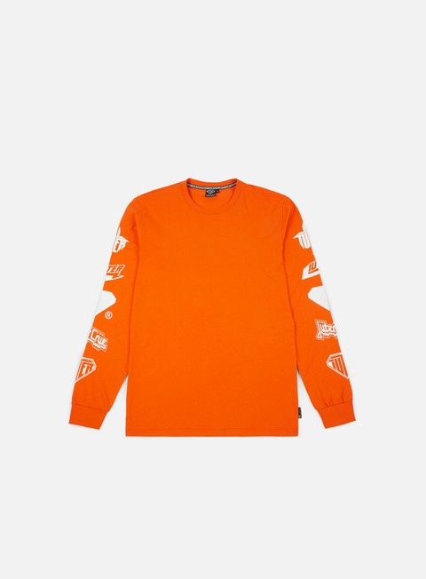 t shirt iuter horns ls t shirt orange