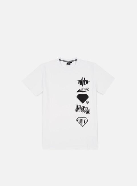 T-shirt a Manica Corta Iuter Horns T-shirt