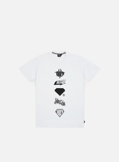 Iuter - Horns T-shirt, White