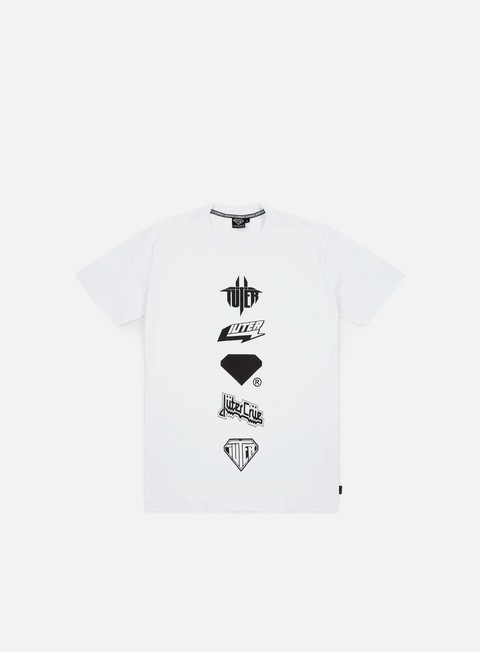 t shirt iuter horns t shirt white
