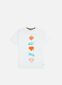 Iuter - Horns T-shirt, White