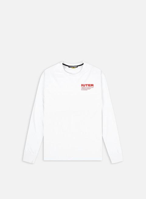 T-shirt a manica lunga Iuter Info LS T-shirt