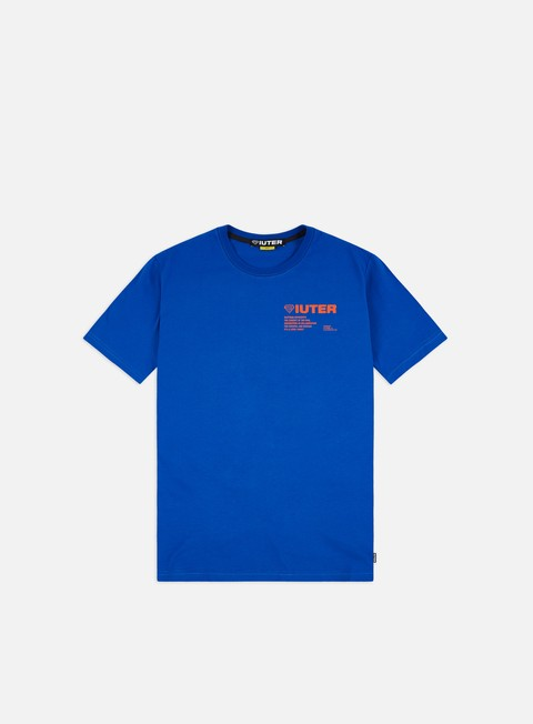 Outlet e Saldi T-shirt a Manica Corta Iuter Info T-shirt