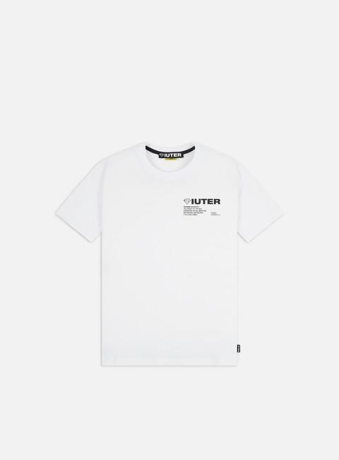 T-shirt a Manica Corta Iuter Info T-shirt