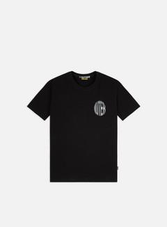 Iuter - LCD T-shirt, Black/White