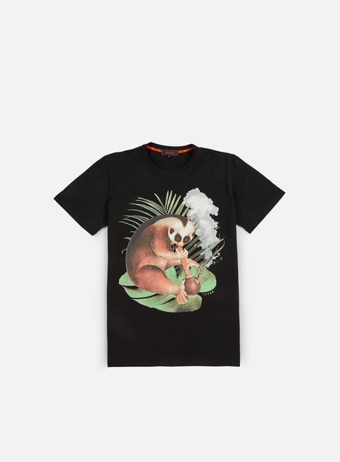 t shirt iuter lemur digi t shirt black