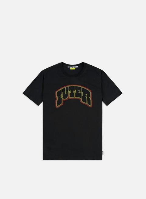 Outlet e Saldi T-shirt a Manica Corta Iuter Like Dice Stud T-shirt