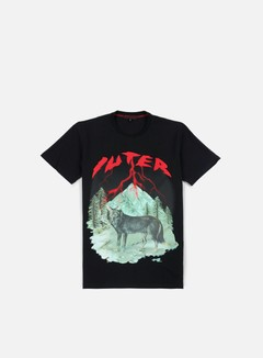 Iuter - Lisa T-shirt, Black 1