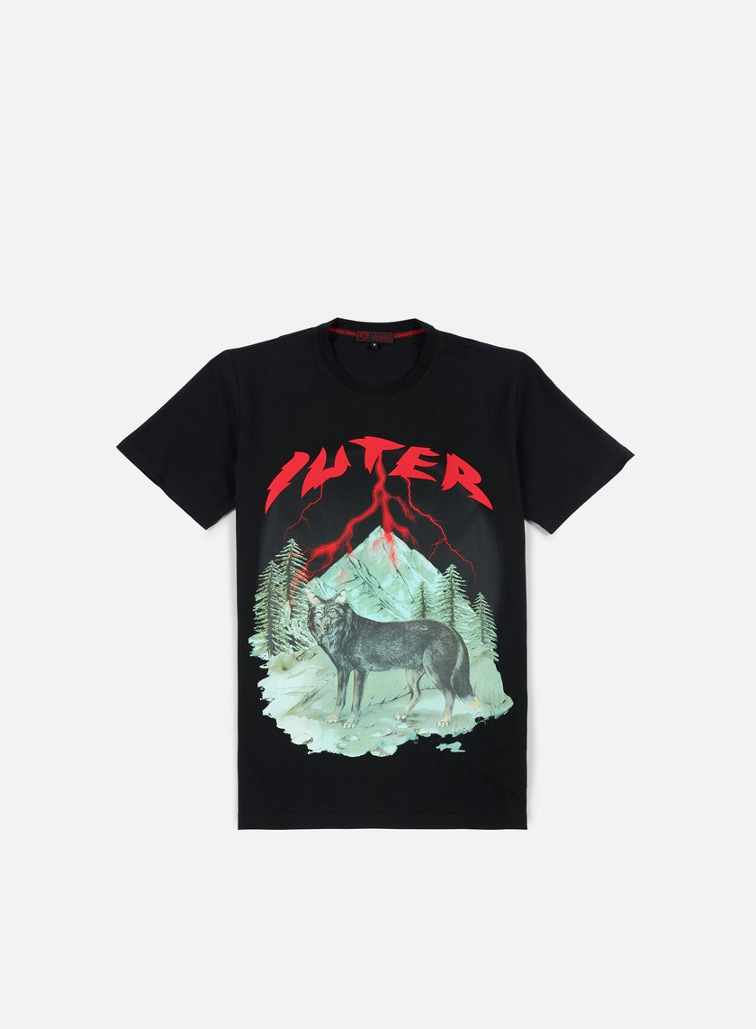 Iuter - Lisa T-shirt, Black
