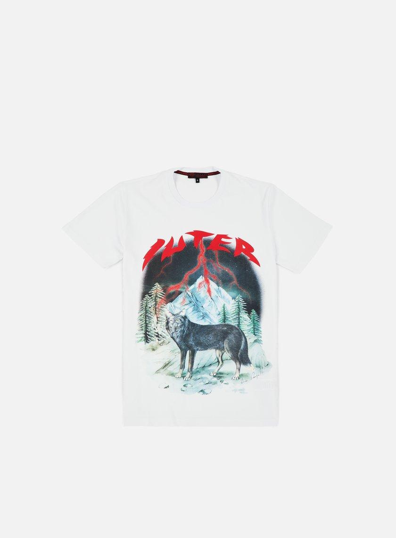 Iuter - Lisa T-shirt, White