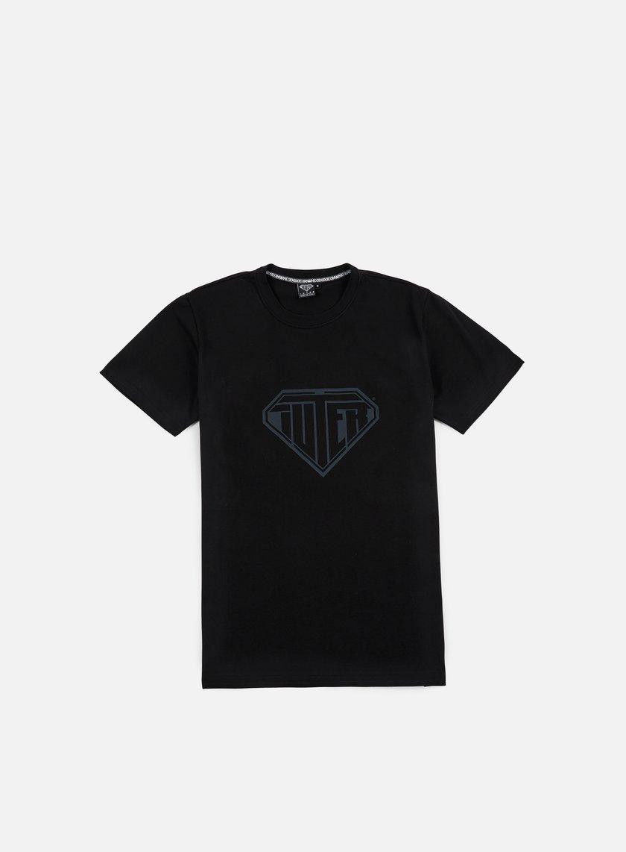 Iuter - Logo T-shirt, Black