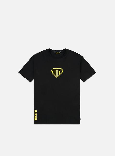 Short Sleeve T-shirts Iuter Logo T-shirt