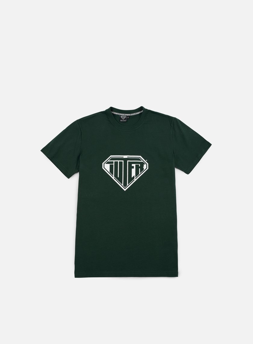 Iuter - Logo T-shirt, Green