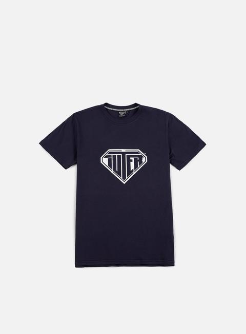 t shirt iuter logo t shirt navy