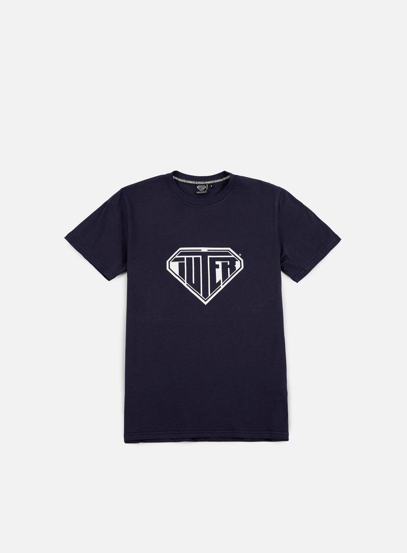 Iuter - Logo T-shirt, Navy