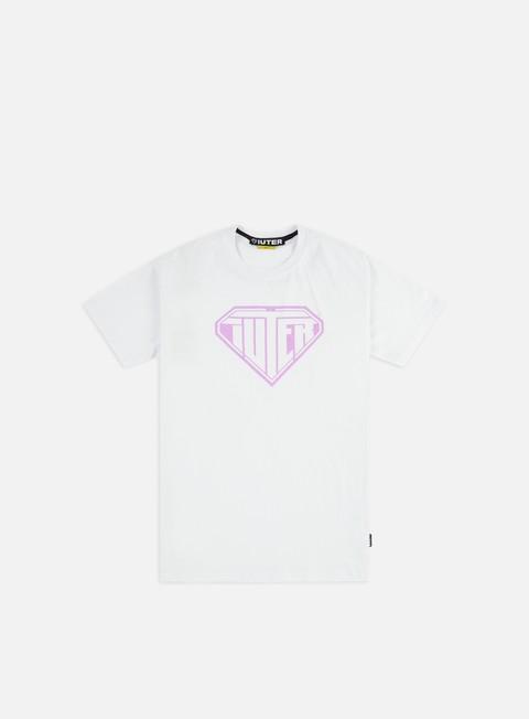 T-shirt a Manica Corta Iuter Logo T-shirt