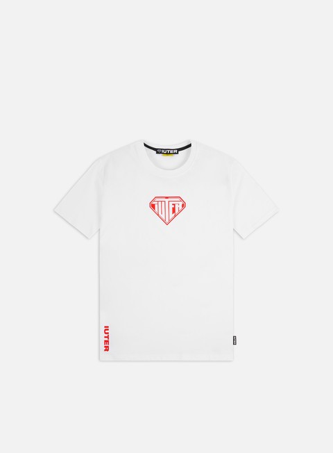 Sale Outlet Short Sleeve T-shirts Iuter Logo T-shirt