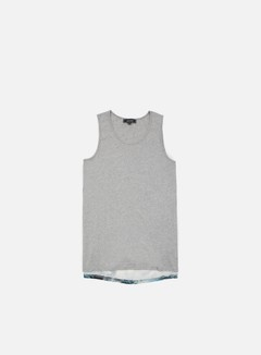 Iuter - Lower Tank Top, Light Grey 1