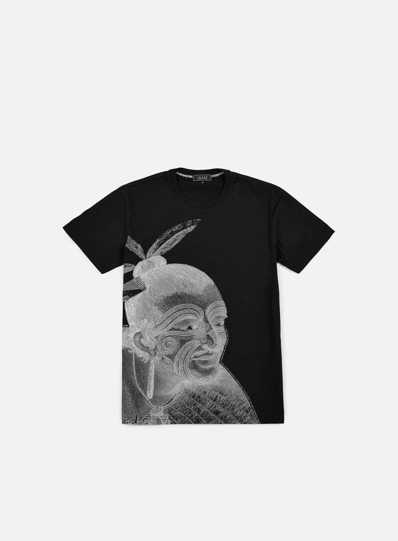 Iuter - Maori T-shirt, Black