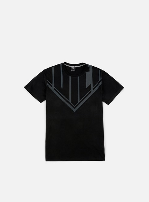 t shirt iuter megalogo t shirt black