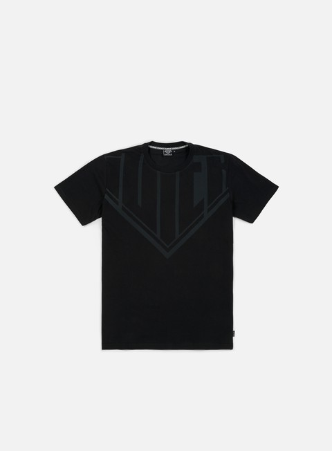 t shirt iuter megalogo t shirt black dark grey