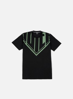Iuter - Megalogo T-shirt, Black/Green 1
