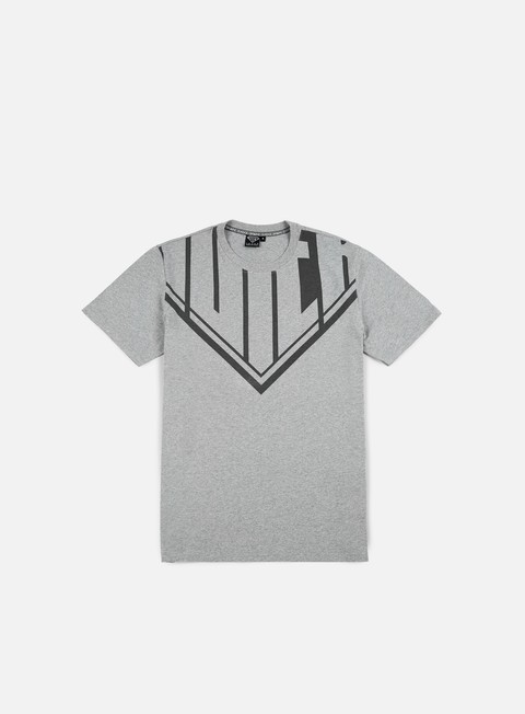t shirt iuter megalogo t shirt light grey