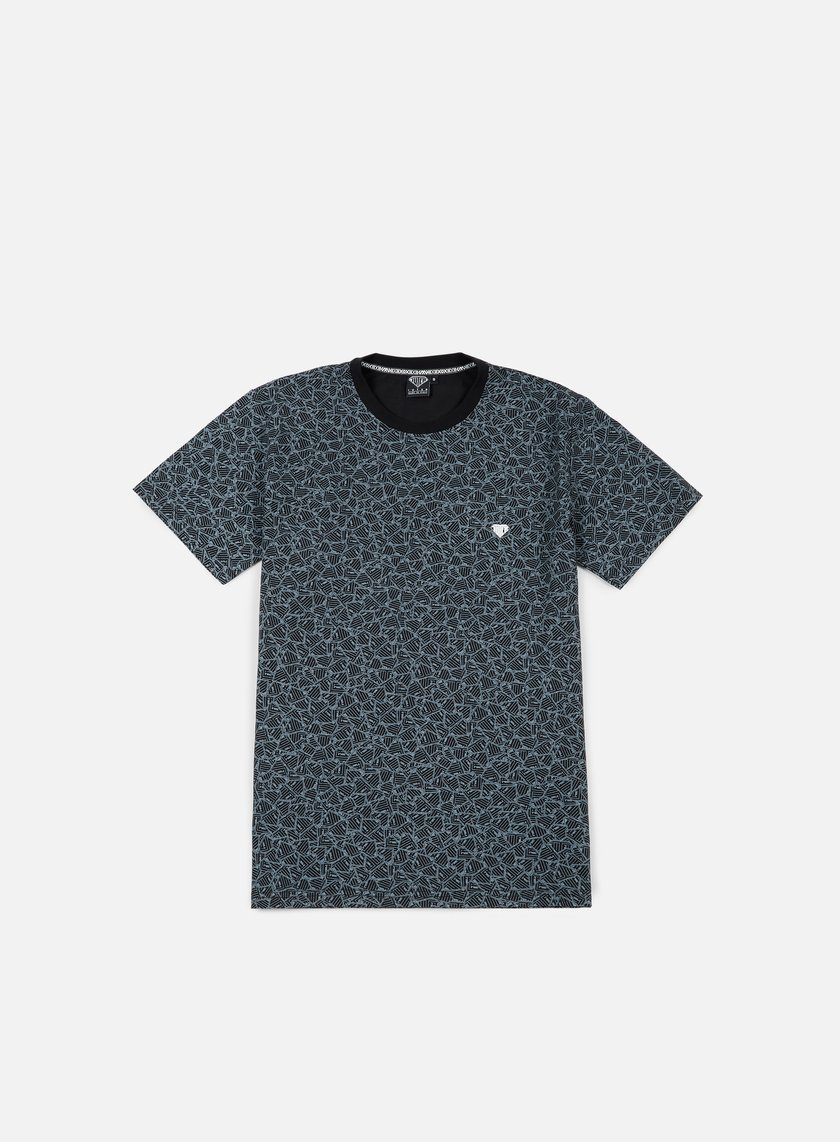 Iuter - Multilogo T-shirt, Dark Grey
