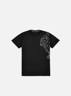 Iuter - Nepal T-shirt, Black/Grey 1