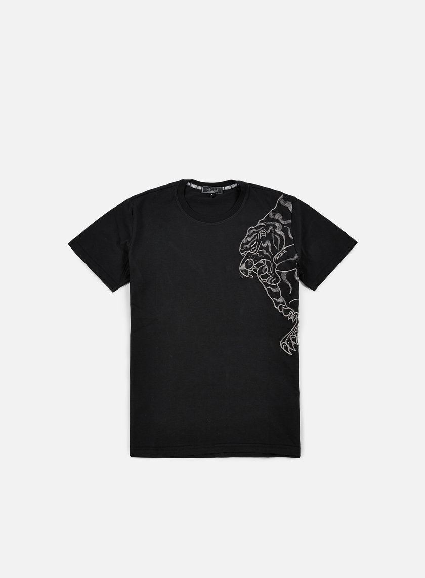 Iuter - Nepal T-shirt, Black/Grey