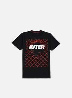 Iuter - Net T-shirt, Black 1