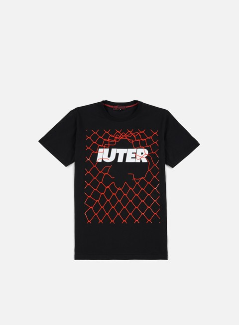 Outlet e Saldi T-shirt a Manica Corta Iuter Net T-shirt