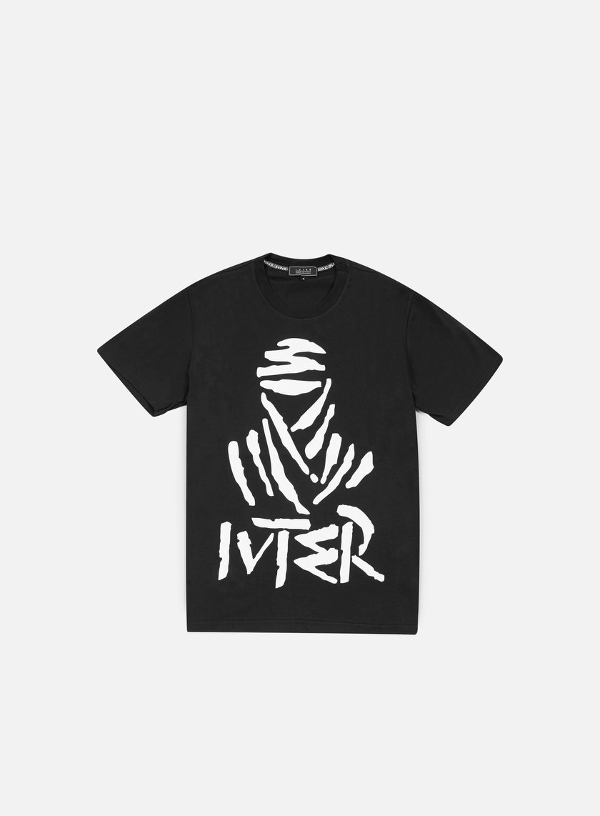 Iuter - Paris T-shirt, Black