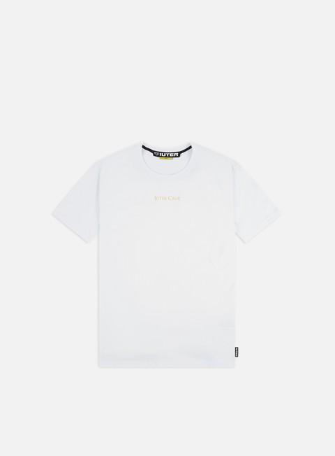 Outlet e Saldi T-shirt a Manica Corta Iuter Pergamena T-shirt
