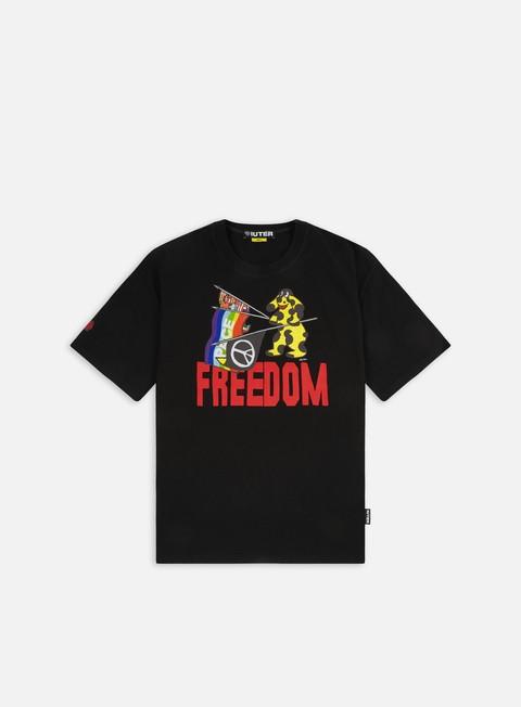 T-shirt a manica corta Iuter Pimpa Freedom T-shirt