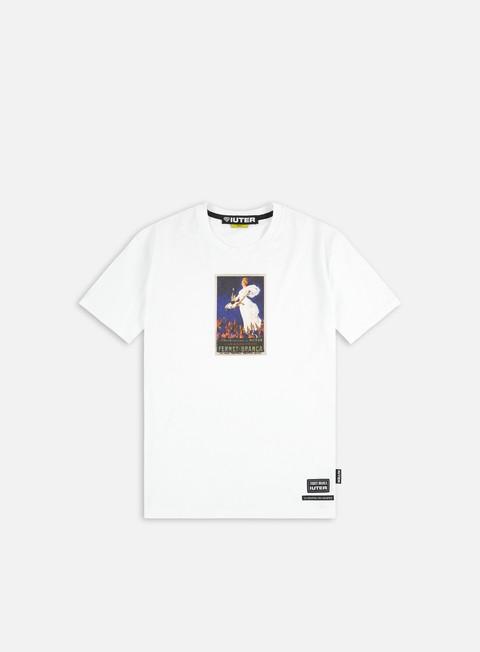 Short sleeve T-shirts Iuter Poster T-shirt