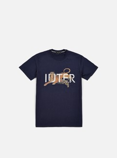 Iuter - Prey T-shirt, Navy 1