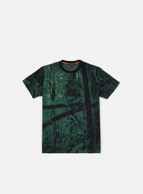 T-shirt a Manica Corta Iuter Rainforest T-shirt
