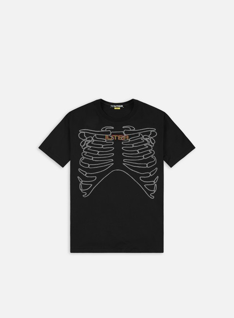 Iuter Skeleton Embro T-shirt