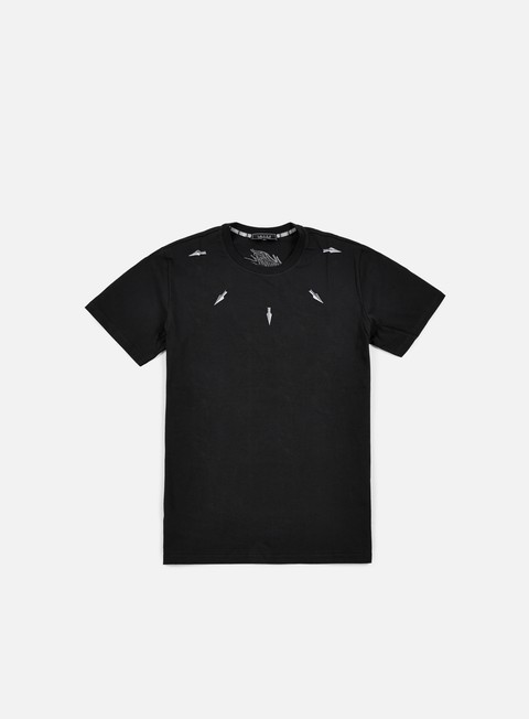 t shirt iuter spear t shirt black